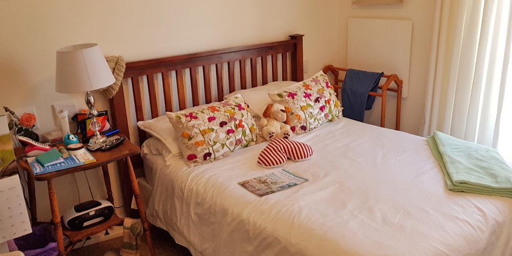 Bedroom - 1 Bedroom House Bergville Retirement Village