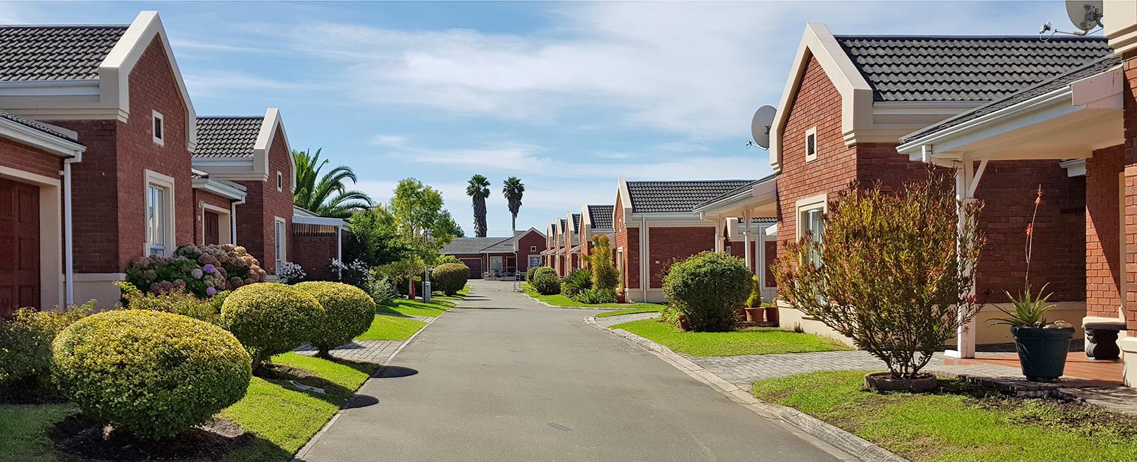 Bergville Retirement Village in George, Western Cape